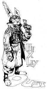 Huxley Dust